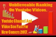 1    How To    Rank    Youtube    Channel    and    Videos    2017 Youtube Video Seo  Urdu / Hindi