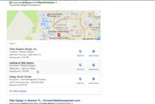 2017 Local SEO Success, Google Maps – Miami, Florida