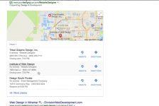 2017 Local SEO Success, Google Maps – Miami, Florida
