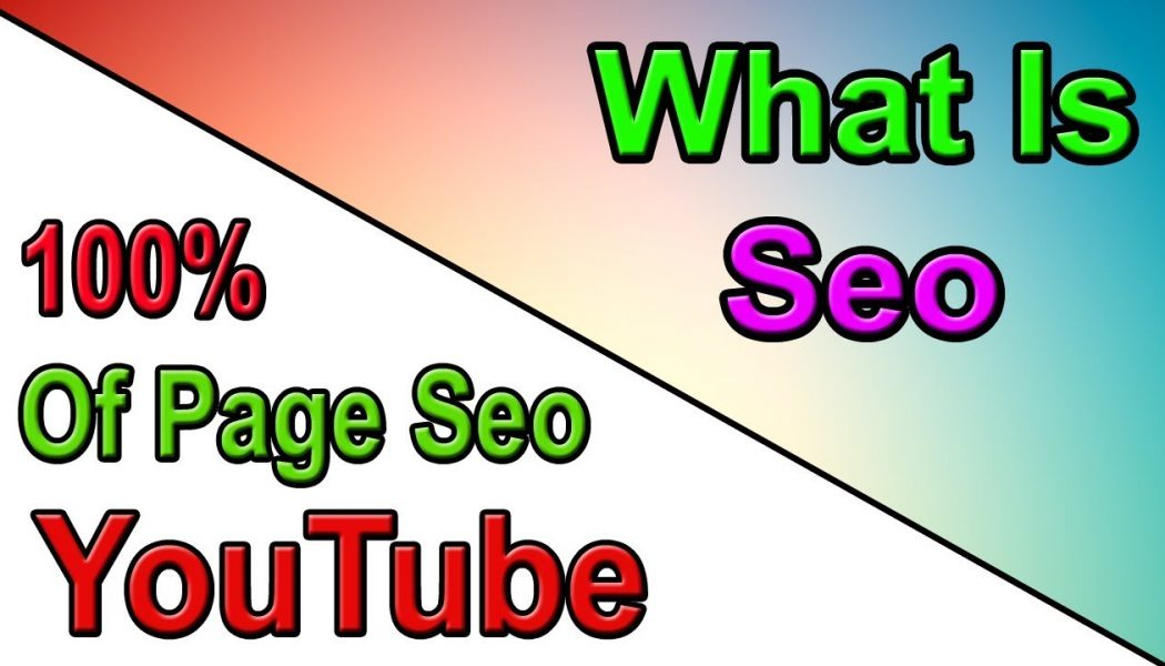 100% Of Page Seo Youtube Video Bangla Tutorial 2017