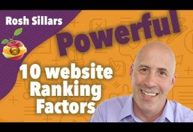 10 Powerful SEO Ranking Factors - Are You Missing One?