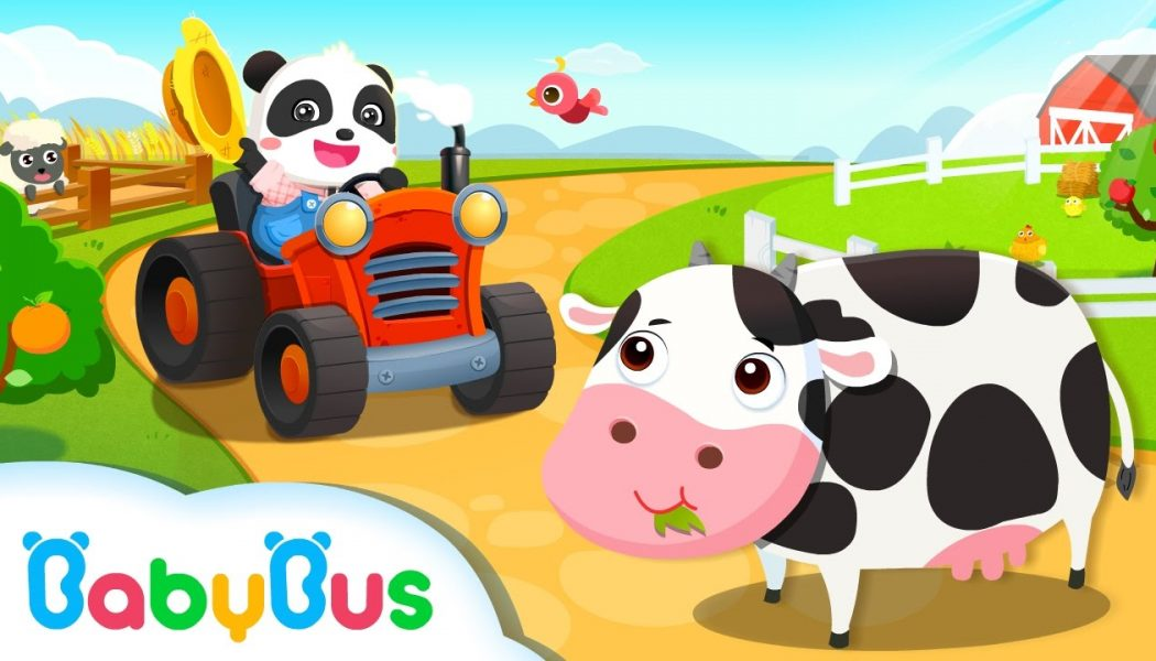 Baby Panda's Farm | Game Preview | Educational Games for kids | BabyBus