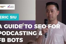A Guide to SEO for Podcasting & Messenger Bots 2017 by Eric Siu