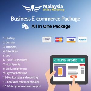 Malaysia Business E-commerce Package