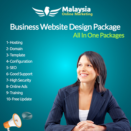 Malaysia Business Package Website Design