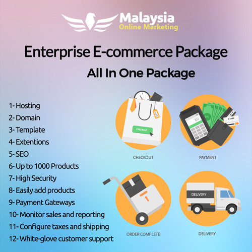 Malaysia Enterprise E-commerce Package