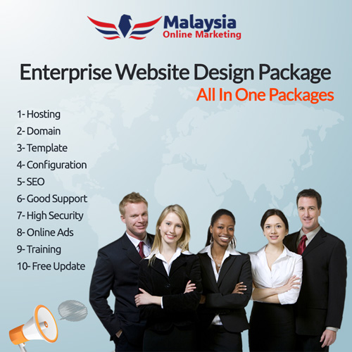 Malaysia Enterprise Package Website Design