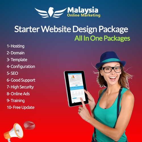 Starter Package Website Design