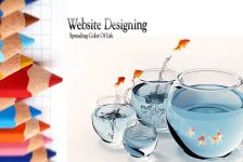Attractive & Efficient Web Design – Key to Success