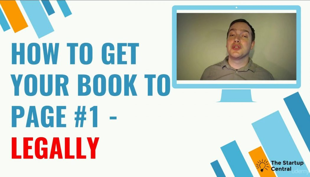 Amazon Kindle SEO: How To Get Book Reviews & Rank #1 In 2017