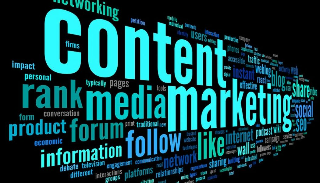 How to Make Money Online Through Content Marketing