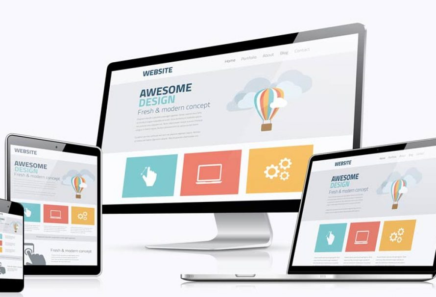 Web Design – How Color Effects Mood