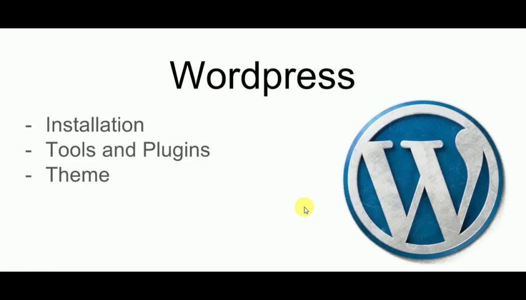 #4 SEO 2018 Basics for Beginners WordPress Installation on Your Web Host