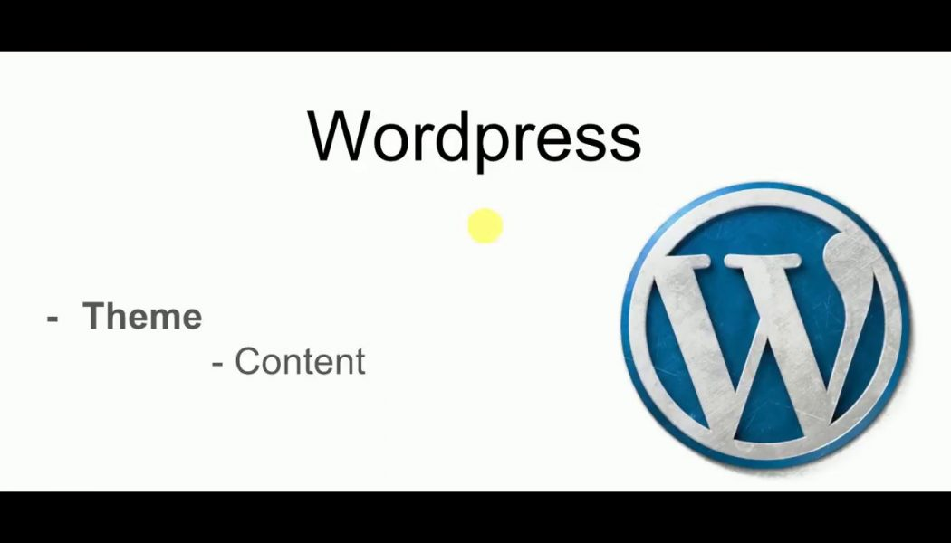 #6 2018 SEO Basics for Beginners – Selecting and Installing WordPress Theme