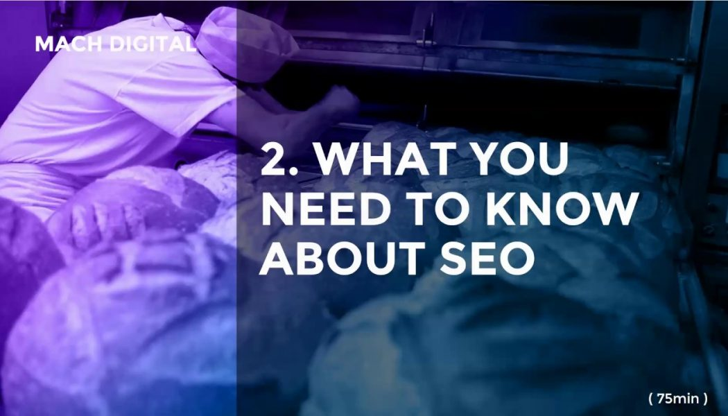 2. What You Need to Know About SEO