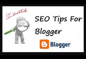 Blogger SEO Tips And Tricks || How Submit Site in Google || SEO Tutorial Hindi/Urdu 2018